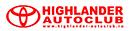 Highlander-Autoclub.ru Клуб любителей TOYOTA HIGHLANDER